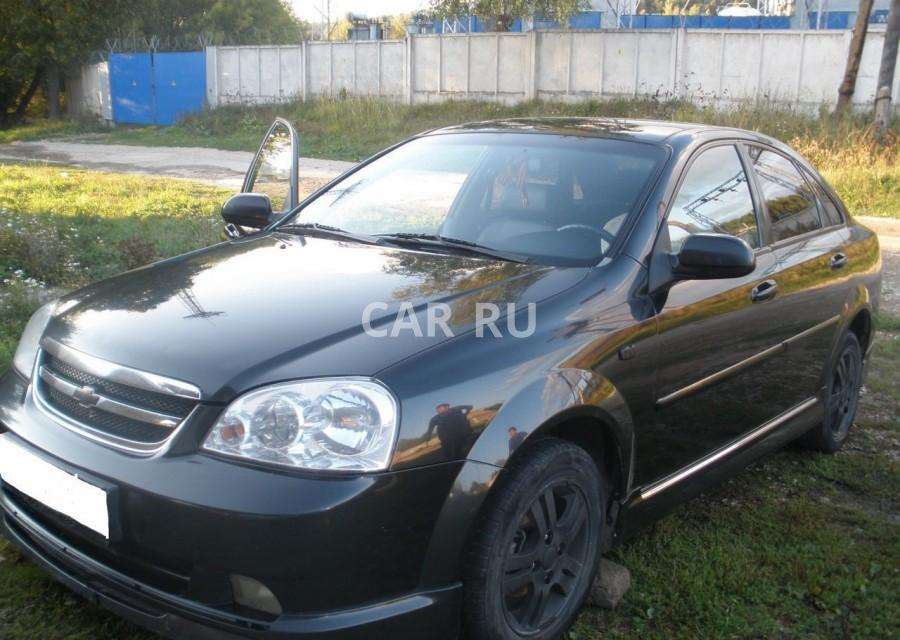Chevrolet Lacetti, Алексин