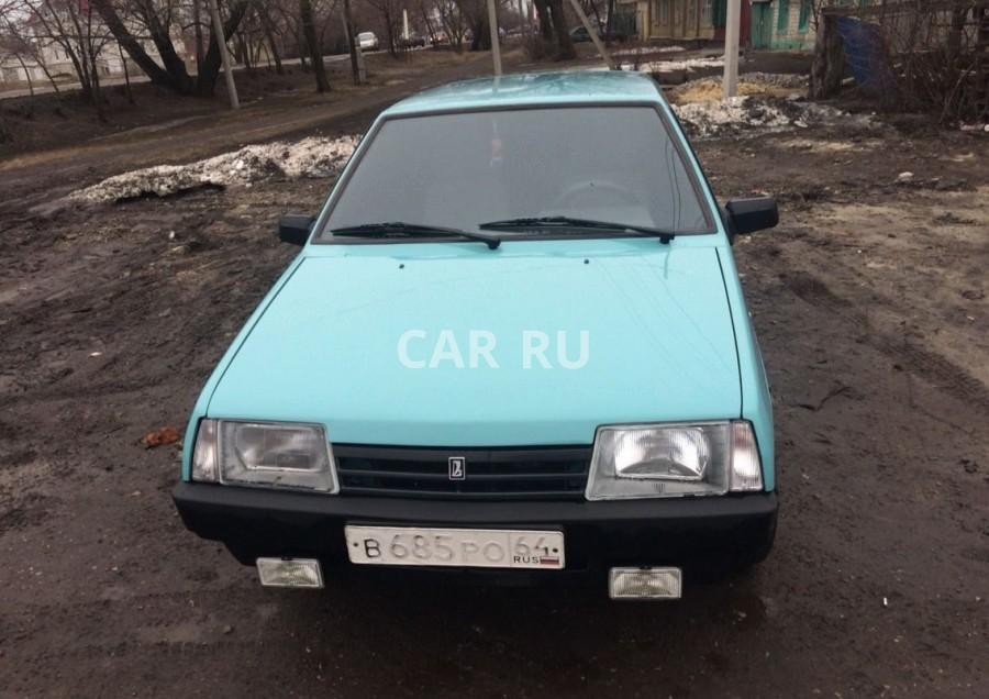 Lada 2108, Балашов