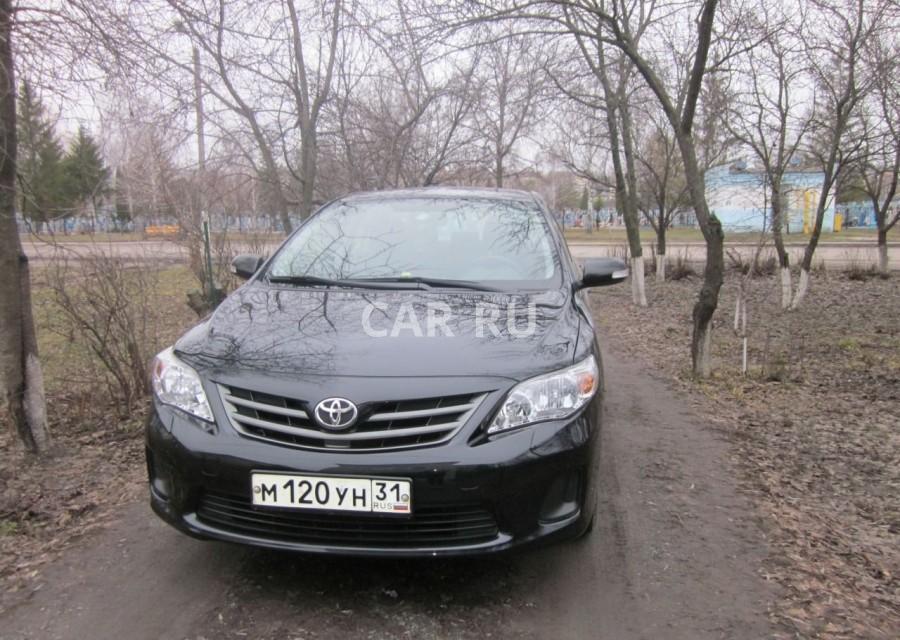Toyota Corolla, Алексеевка