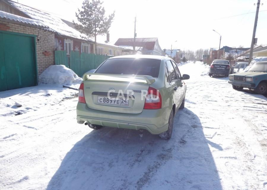 Lada Kalina, Ачинск