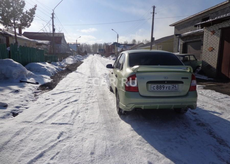 Лада Kalina, Ачинск