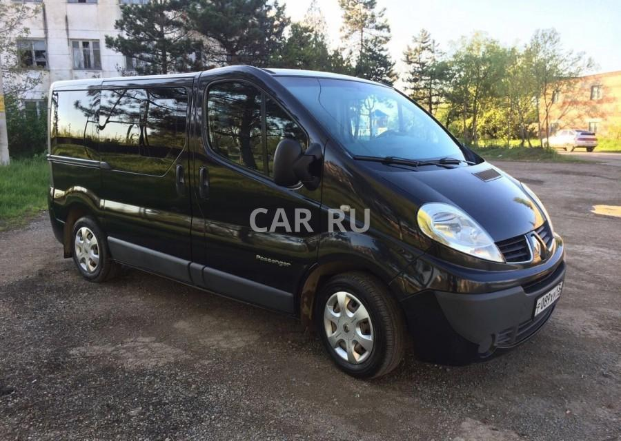 Renault Trafic, Абинск
