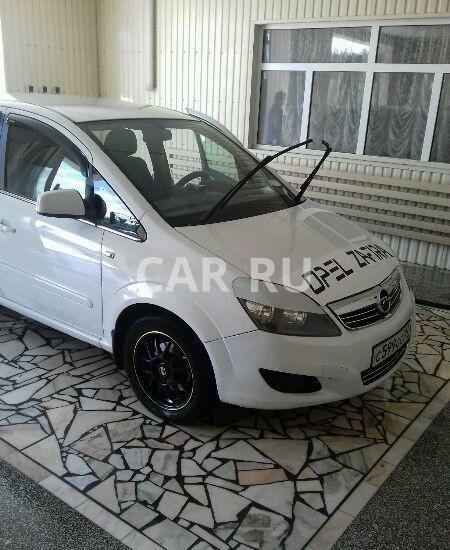 Opel Zafira Family, Баксан