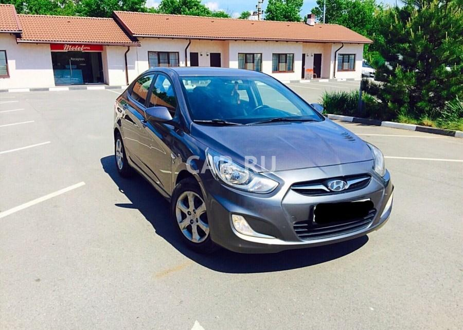 Hyundai Solaris, Батайск