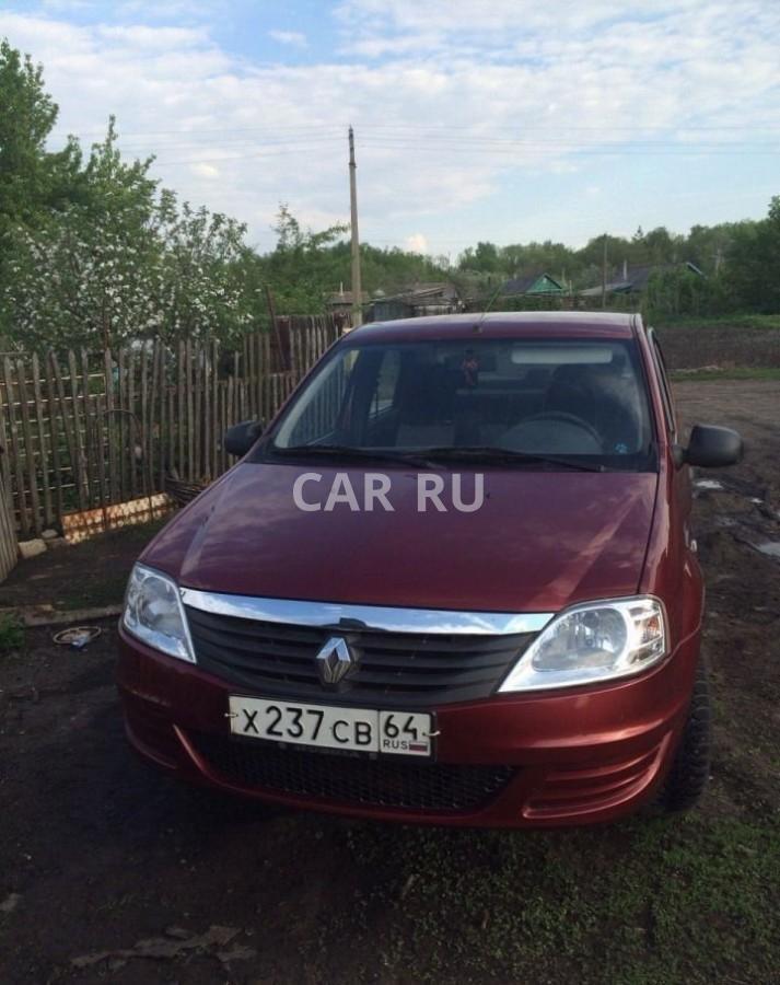 Renault Logan, Аркадак
