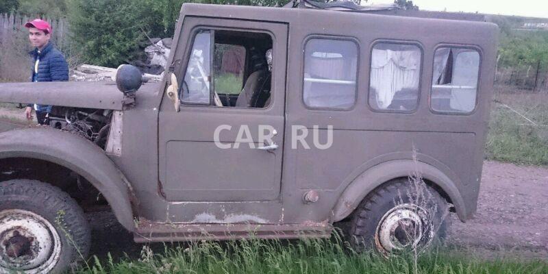 Газ 69, Балашов