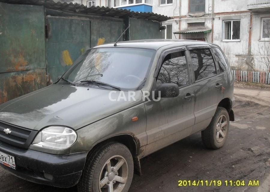 Chevrolet Niva, Арсеньево