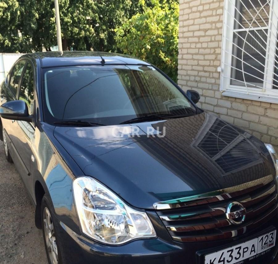 Nissan Almera, Армавир