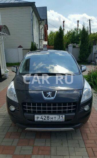 Peugeot 3008, Белгород