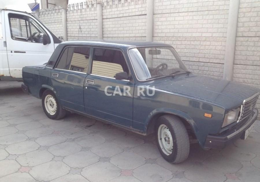Lada 2107, Баксан