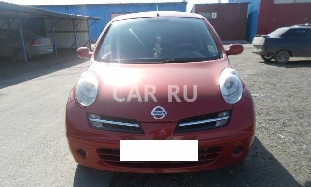 Nissan Micra, Архангельск