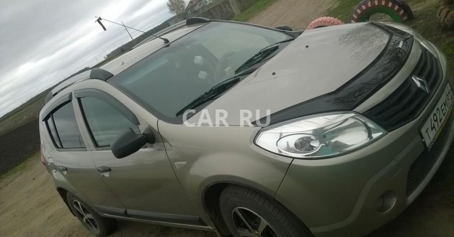 Renault Sandero, Аткарск