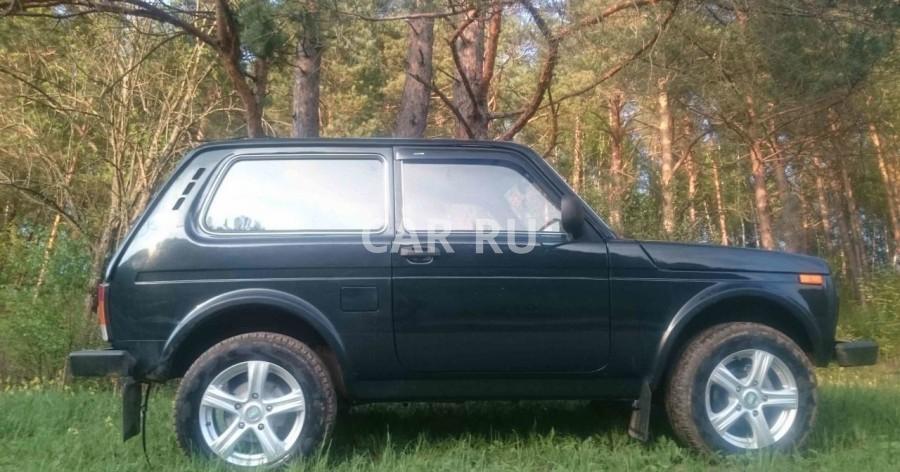 Lada 4x4, Алексин