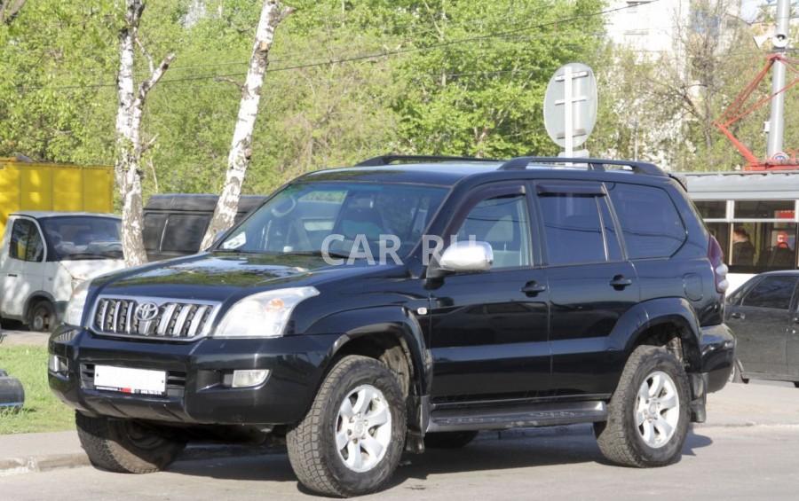 Купить Toyota Land Cruiser Prado 120 Series с пробегом в ...