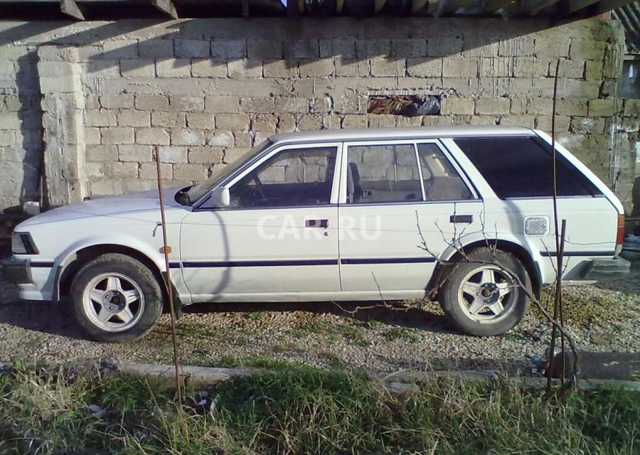 Nissan Bluebird, Анапа