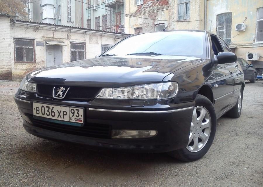 Peugeot 406, Армавир