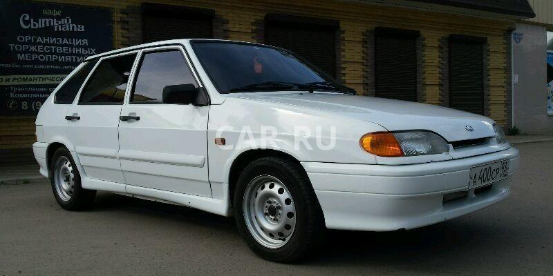 Lada Samara, Армавир
