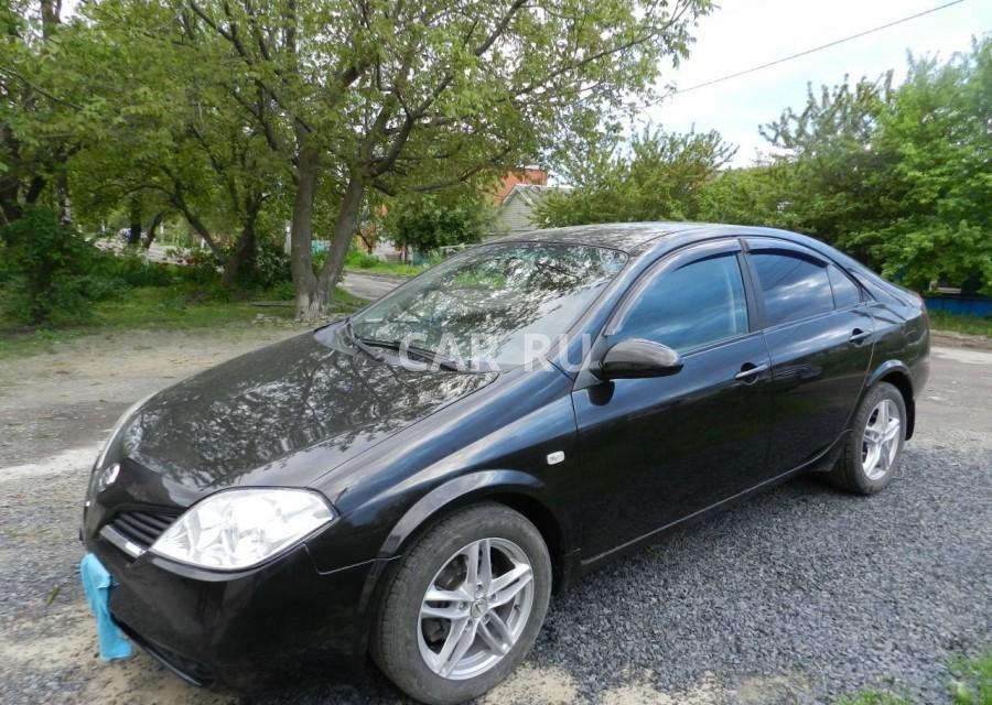 Nissan Primera, Азов