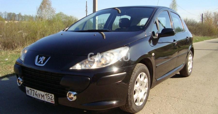 Peugeot 307, Арзамас