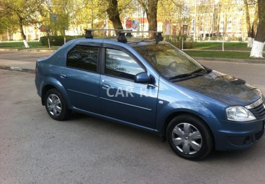 Renault Logan, Белгород