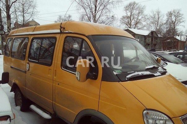 Газ 3221, Архангельск