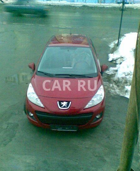 Peugeot 207, Абинск