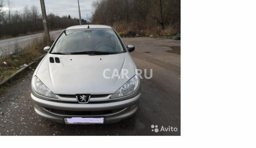 Peugeot 206, Архангельск