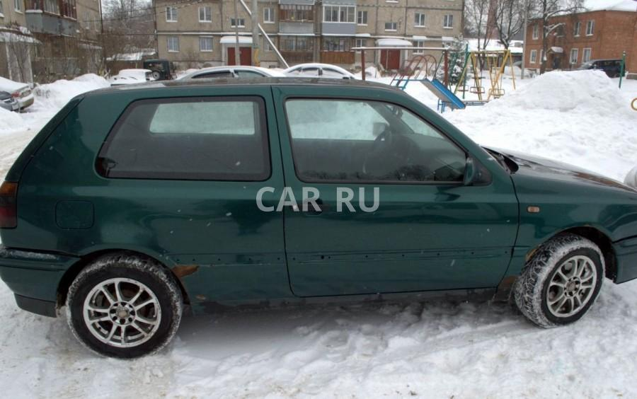 Volkswagen Golf, Александров