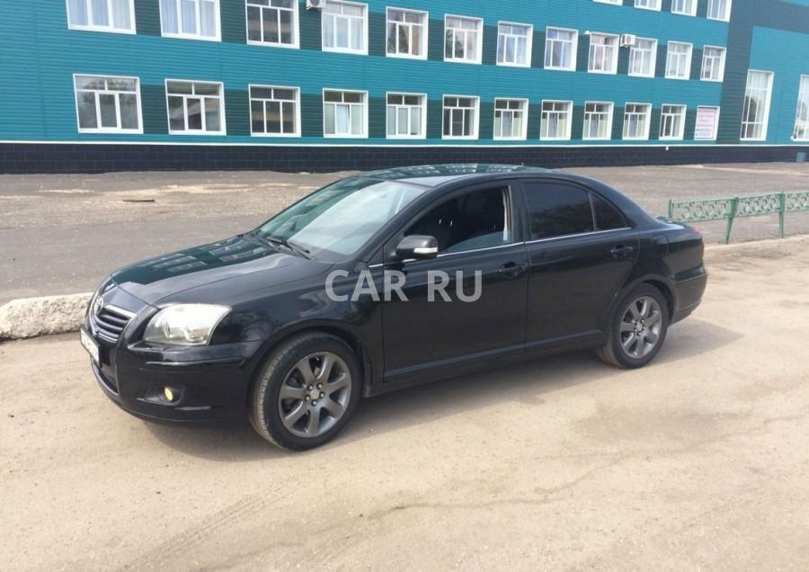 Toyota Avensis, Балашов