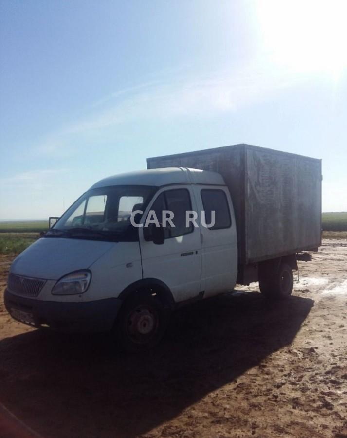 Газ 33023, Арзгир