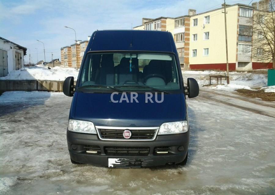 Fiat Ducato, Альметьевск