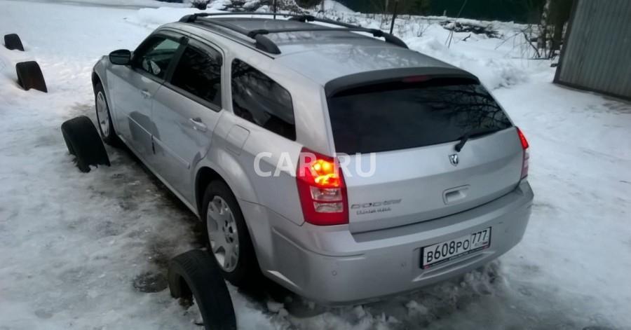 Dodge Magnum, Астрахань