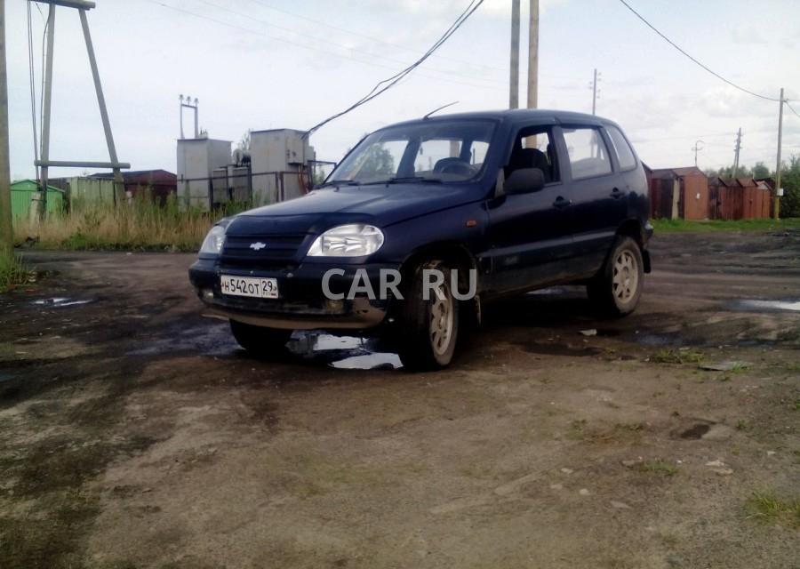 Chevrolet Niva, Архангельск