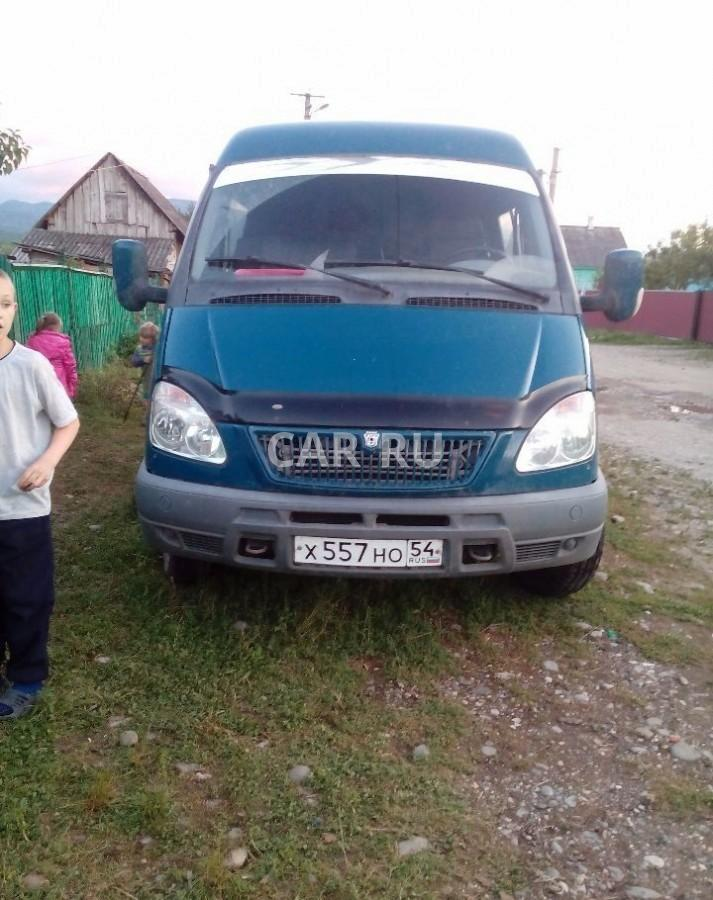 Газ 2705, Апшеронск