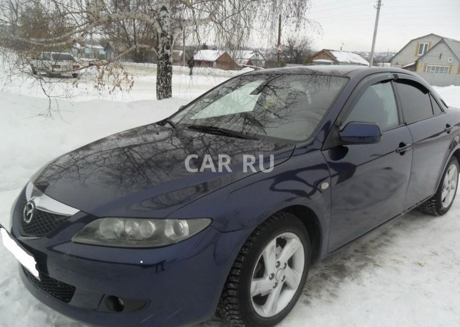 Mazda 6, Аткарск