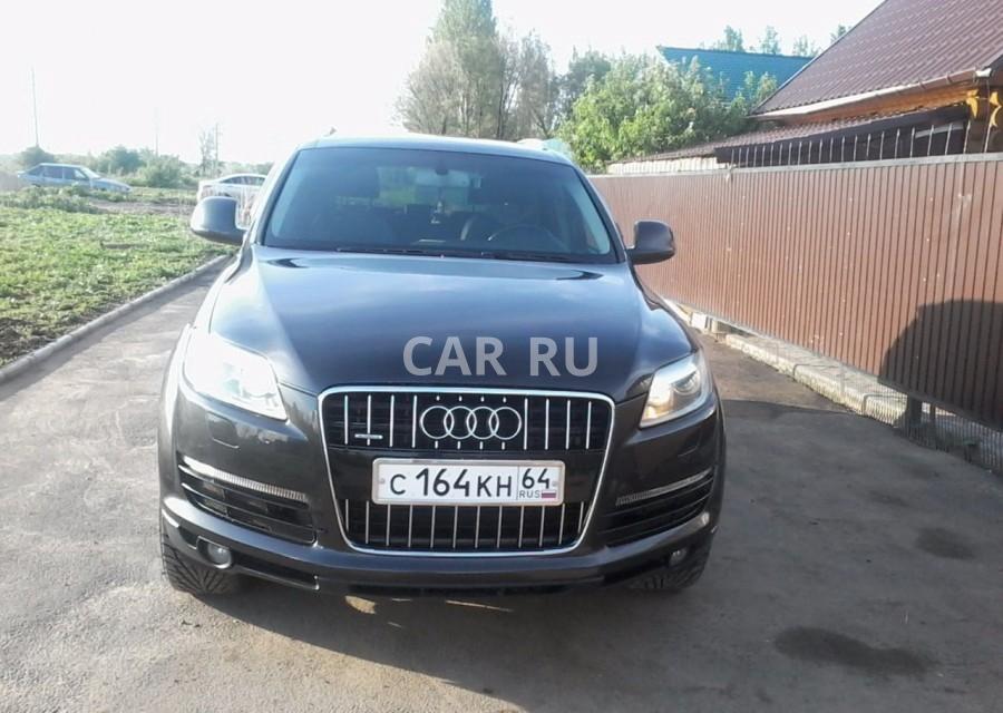 Audi Q7, Балаково