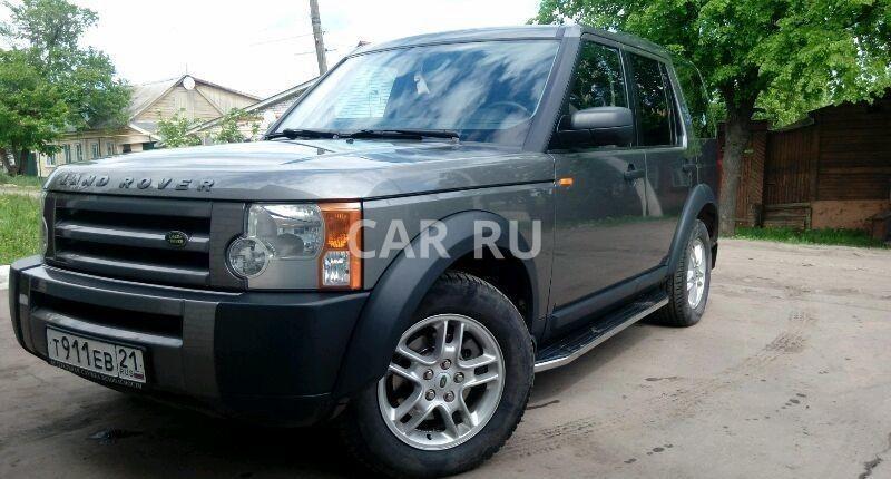 Land Rover Discovery, Алатырь