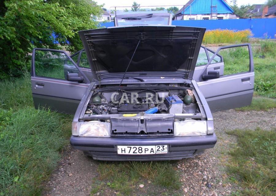Citroen BX, Апшеронск