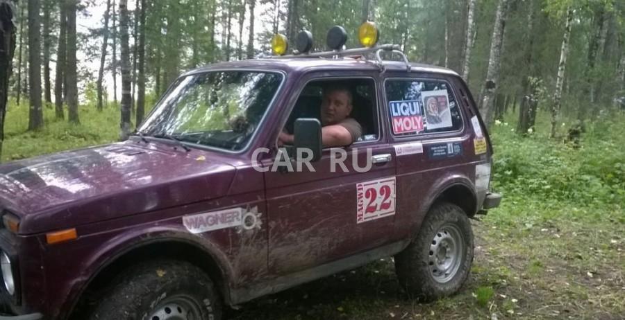 Lada 4x4, Бакал