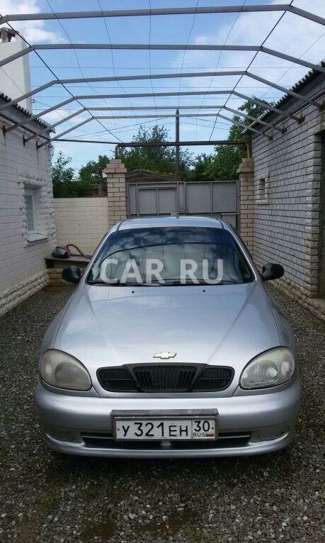 Chevrolet Lanos, Астрахань