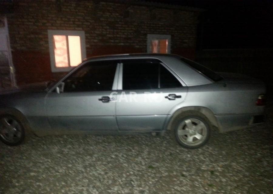 Mercedes 190, Аргун
