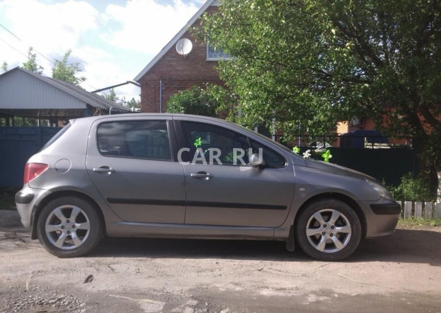Peugeot 307, Батайск