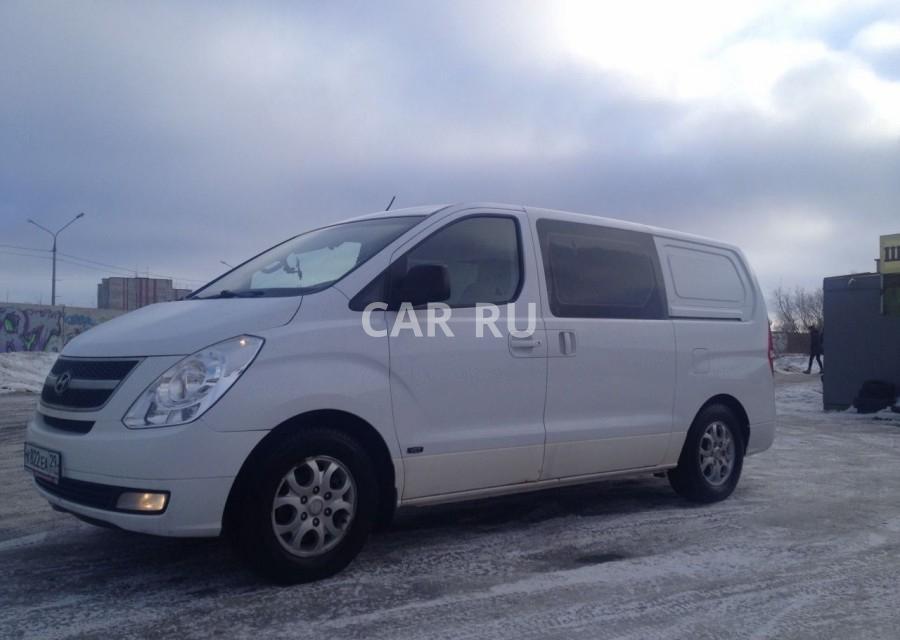 Hyundai H1, Архангельск