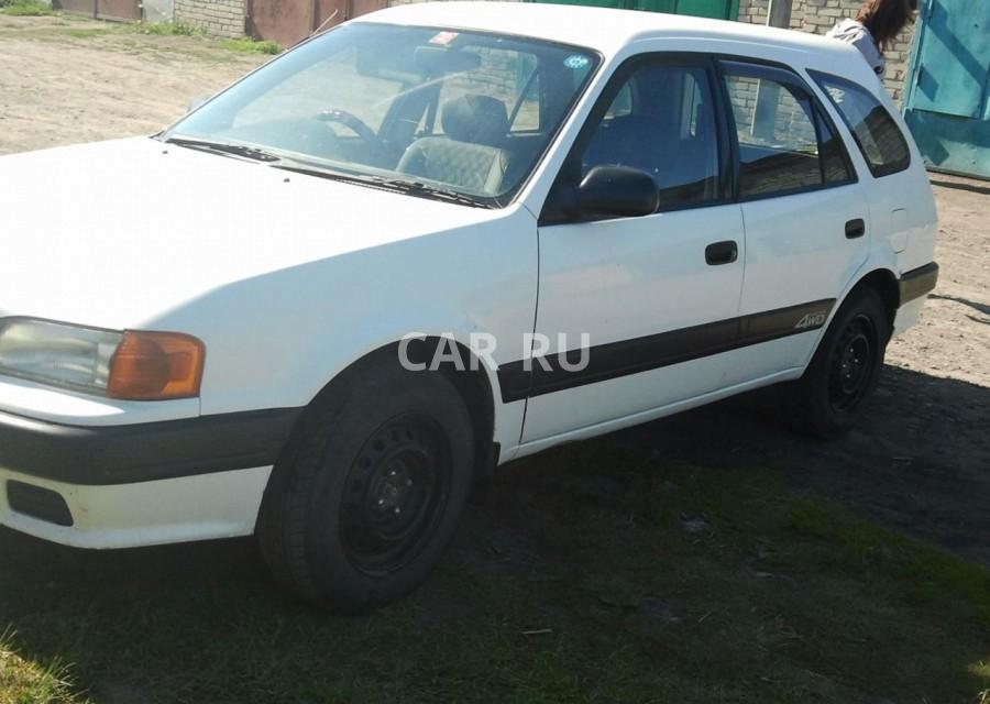 Toyota Sprinter Carib, Барабинск