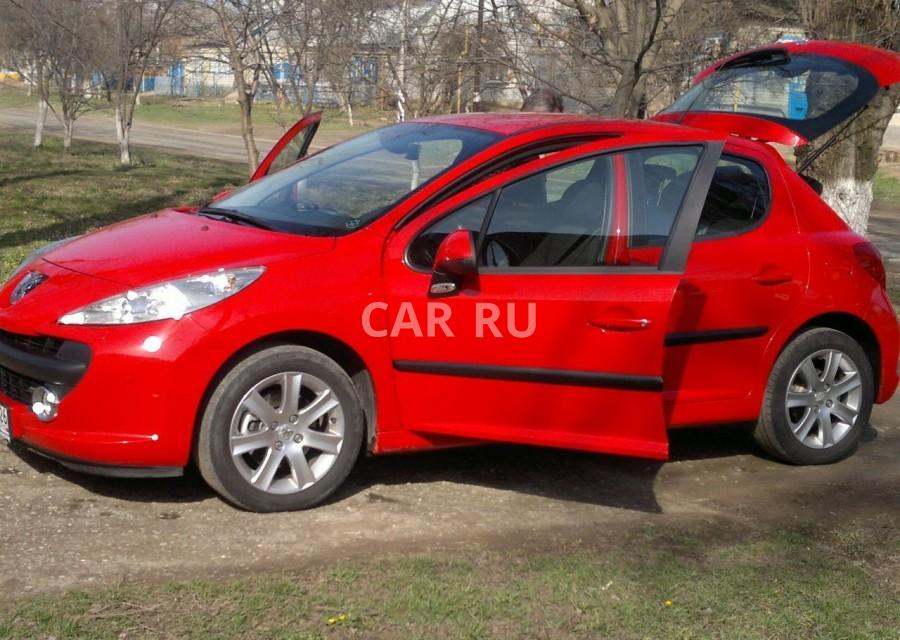 Peugeot 207, Александровское