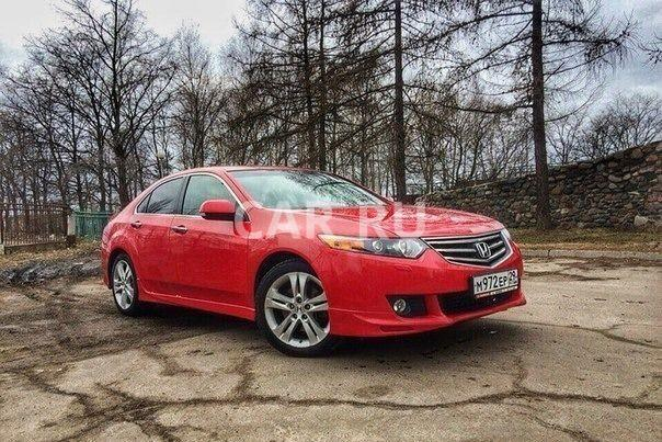 Honda Accord, Архангельск