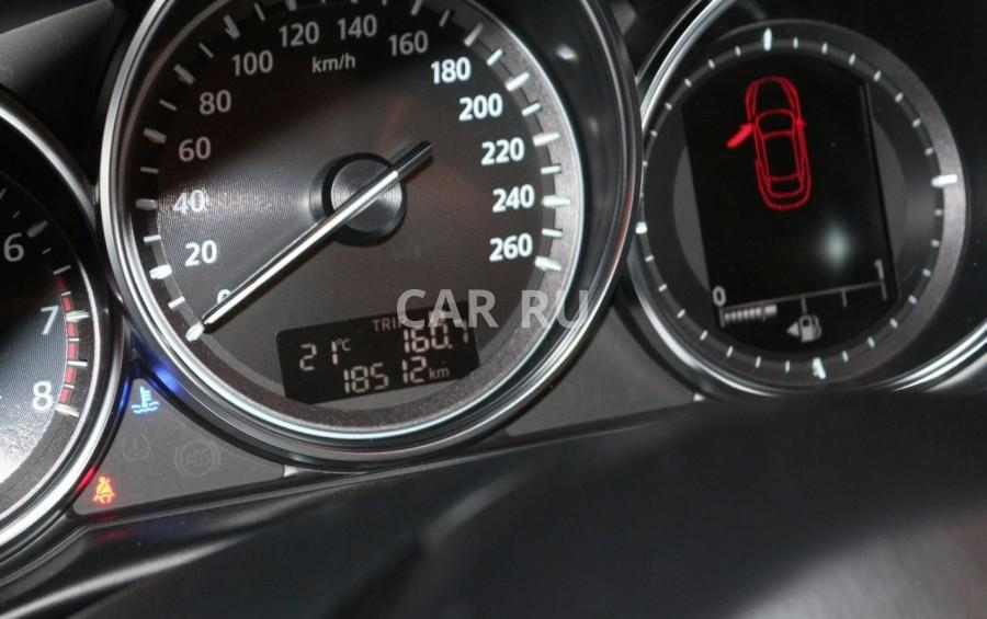 Mazda CX-5, Барда