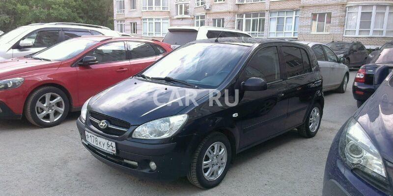 Hyundai Getz, Балаково
