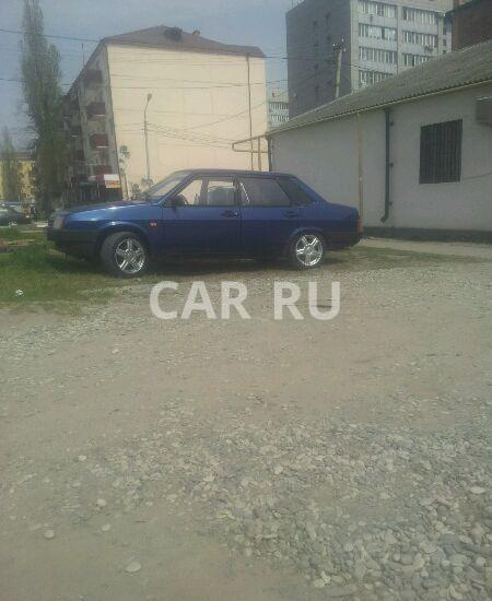 Lada 21099, Ачхой-Мартан