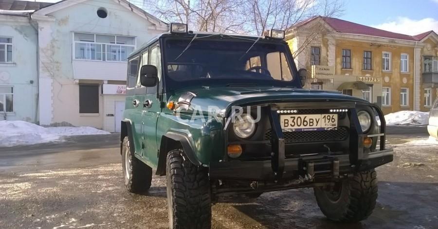 Уаз 31514, Алапаевск